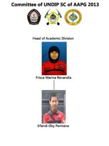 academic division 2013